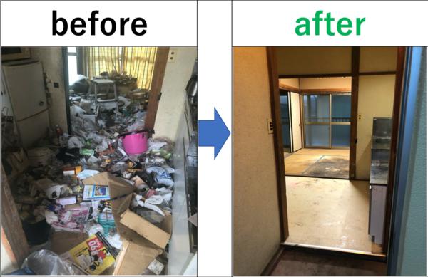 ゴミ屋敷の一歩手前|株式会社フォーエバー|神奈川 東京 生前整理 特殊清掃 片付け|